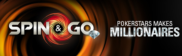 PokerStars Million Dollar Spin N Go Promo