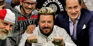 Max Pescatori wins 2nd WSOP Bracelet of 2015